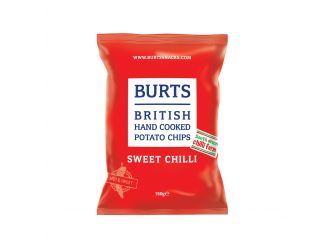 Burts Sweet Chili Hand Cooked Chips