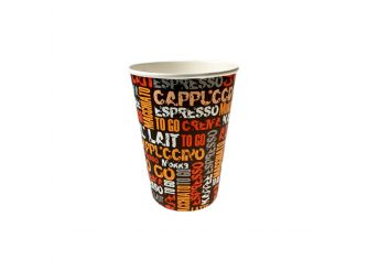 Shady Pack Paper Cup 12 Oz 50pc