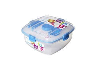 Sistema Food Container Blue 1.63L