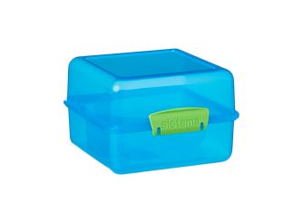 Sistema Lunch Food Container Teal