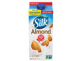 Silk Original Almond Milk