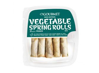 Gourmet Frozen Vegetable Spring Rolls