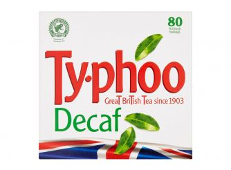 Typhoo Round Decaf Tea