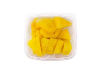 Yellow Watermelon Cubes