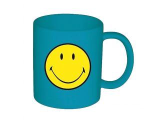 Zak - Smiley Blue Cup