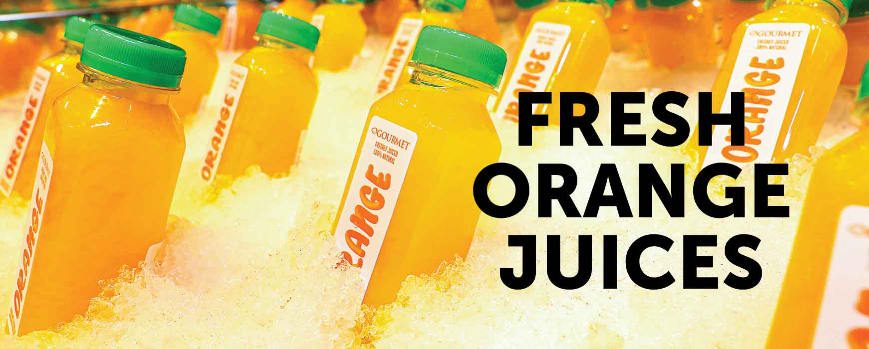 Fresh Juices & more
