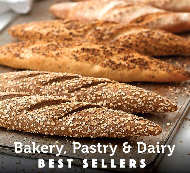 Bakery, Pastry & Dairy
